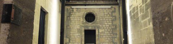 Ancienne prison, futur lieu d'expo (SB/Rue89 Bordeaux)