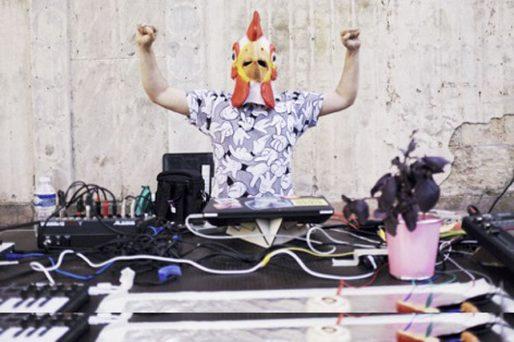 Le musicien électro, Müca Özer, animera un atelier de musique électro et fera la clôture du festival (DR)