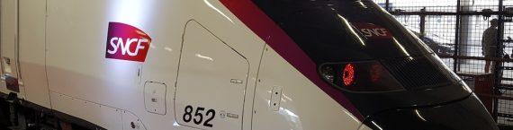 Le TGV Océane sera présenté le 14 octobre à Bordeaux (DR)