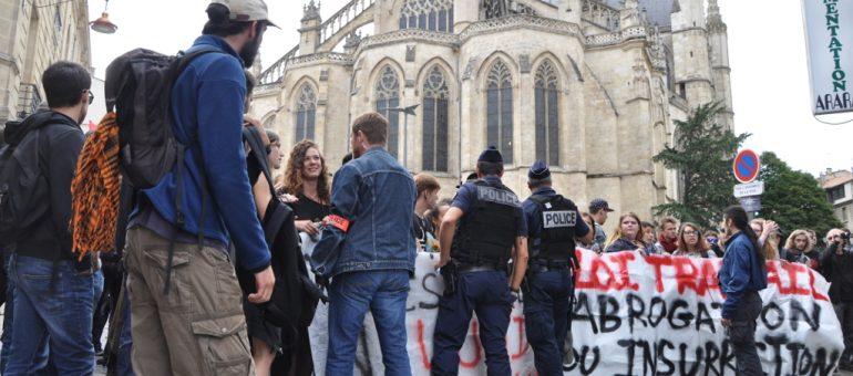 Bordeaux, dernier bastion des anti-Loi Travail
