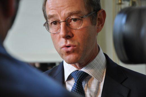 Allan Sichel, président du CIVB (XR/Rue89 Bordeaux)