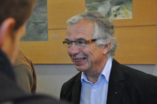 Pascal Délègue, élu de Montferrand-en-Périgord (XR/Rue89 Bordeaux)