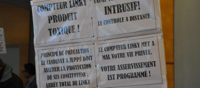 Opposé au compteur Linky, un village finit au tribunal de Bordeaux