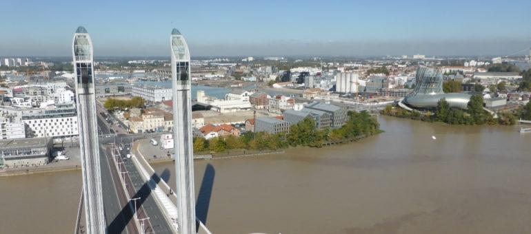 11 lieux où admirer les plus belles vues de Bordeaux