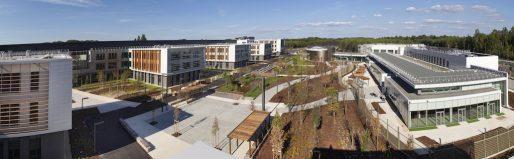Campus Thales (Graphix Images/DR)