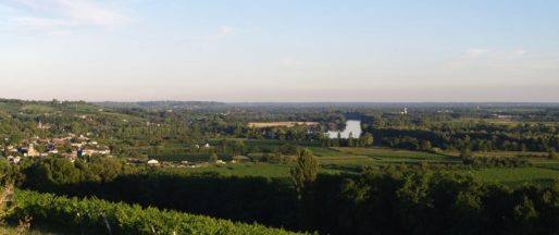 Le village de Langoiran, membre de la communauté de communes du Vallon de l'Artolie (madasapsy/flickr/CC)