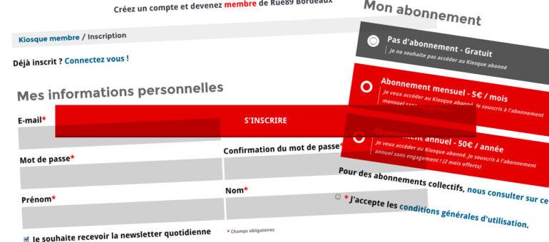 Les clefs du nouveau site Rue89 Bordeaux
