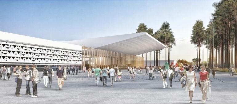 Le colossal lifting du Parc des expos de Bordeaux