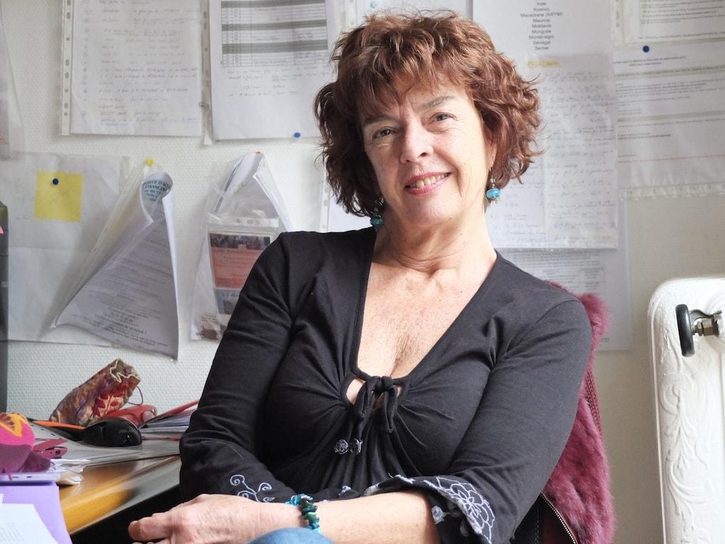 Anne-Marie Pichon, directrice de l'association IPPO (SB/Rue89 Bordeaux