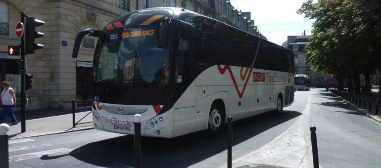 (5) Entraîner les périurbains girondins dans les bus et les trains