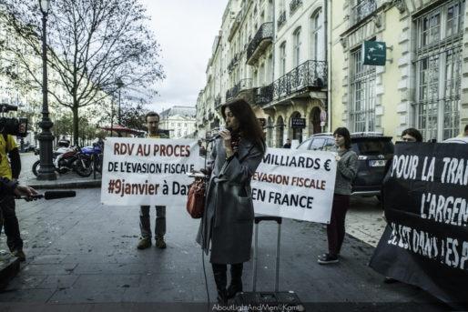 La prise de parole de Stéphanie Gibaud (Kami @AboutLightAndMen)