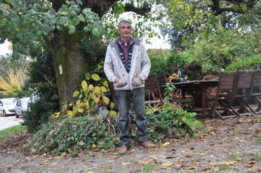 Benoit, viticulteur dans le Sauternais (XR/Rue89 Bordeaux)