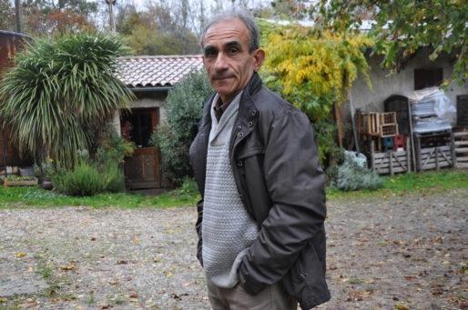 Christian, viticulteur dans le Sauternais (XR/Rue89 Bordeaux)