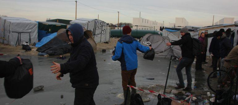 La Gironde accueille 80 mineurs isolés de la « jungle » de Calais