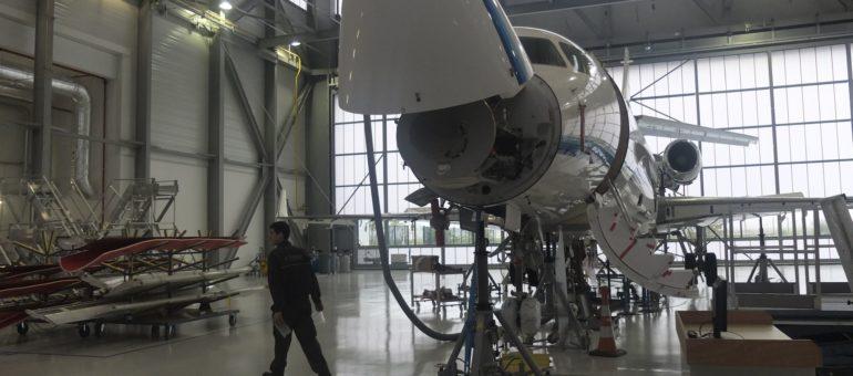 Dassault va agrandir son usine de Mérignac