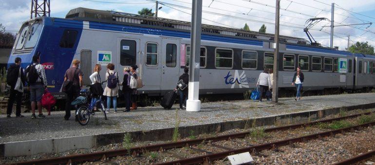 Rocade : on ne peut plus contourner la réponse ferroviaire !