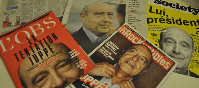 Pierre Carles : «Alain Juppé est présenté comme The Revenant»