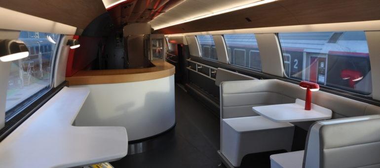 7 clichés pour découvrir le TGV Océane qui fera Paris-Bordeaux-Toulouse