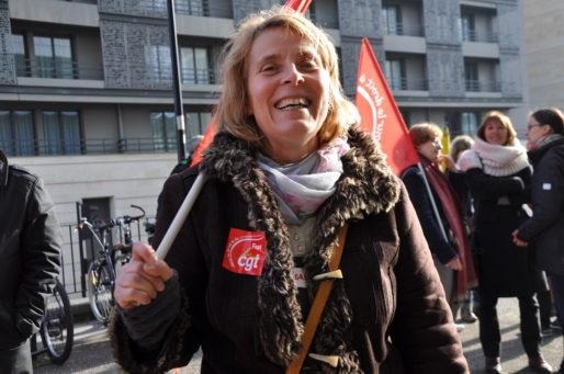 Anne-Isabelle, du service financier de la Poste (XR/Rue89 Bordeaux)