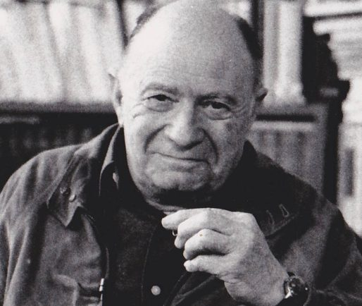 Jacques Ellul vers 1990 (Jan van Boeckel, ReRun Productions)