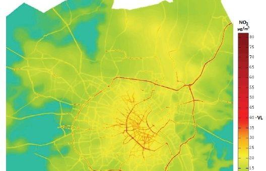 Toujours pas de mesures face à la pollution atmosphérique à Bordeaux