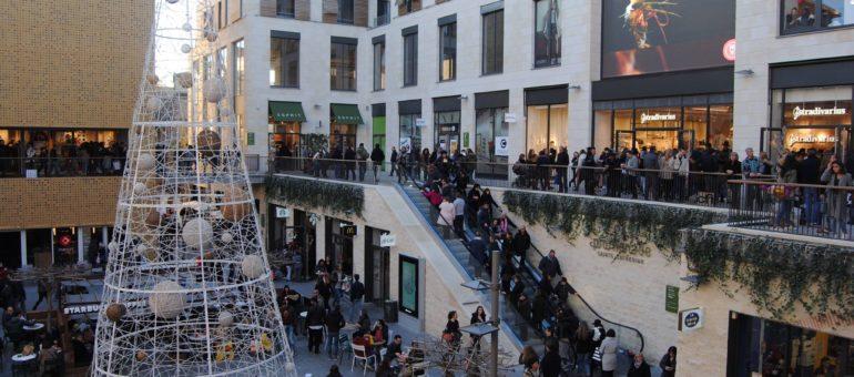 Pour les courses de Noël, Bordeaux annule un dimanche sans voiture