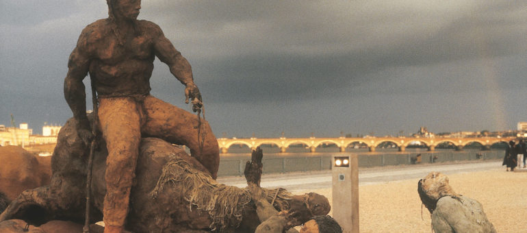 Ousmane Sow, Bordeaux et autreslieux