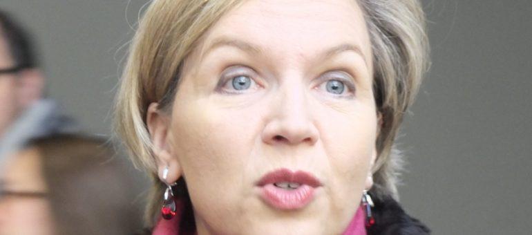 Virginie Calmels ne sera pas candidate aux législatives