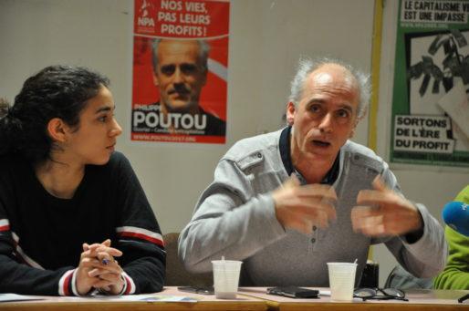 Philippe Poutou craint de ne pas avoir assez de parrainages pour l'élection 2017 (XR/Rue89 Bordeaux)