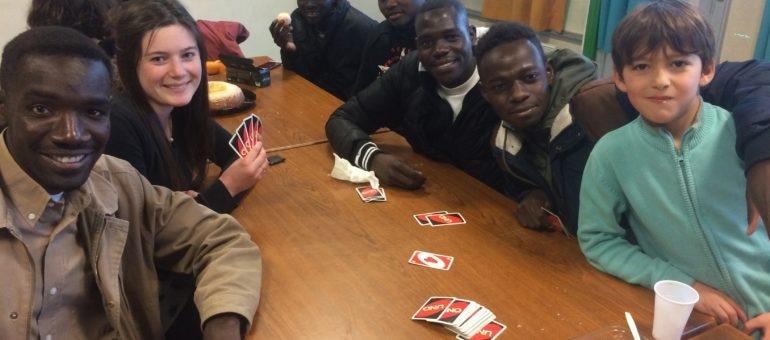 Les réfugiés entre inquiétudes et sollicitudes à Talence