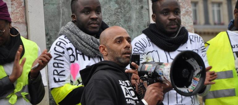 Lassana Traoré raconte l'affaire Adama, «combat entre une pauvre famille et l'Etat»