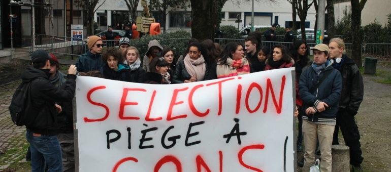 Université de Bordeaux : sélection drastique et aléatoire à l'entrée en Master