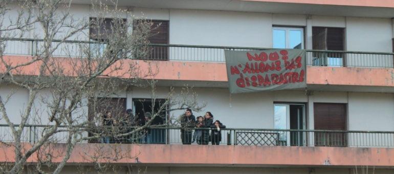 Des familles en quête de toit, du Grand Parc à Pessac