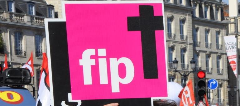 «FIP mais pas FIN», les acteurs culturels défendent l'antenne bordelaise