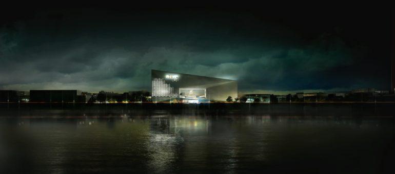La Méca, une arche de la culture s'érige à Bordeaux