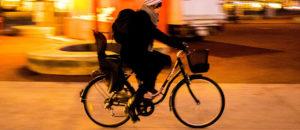 Faire du vélo enceinte : «Non je ne suis pas idiote !»