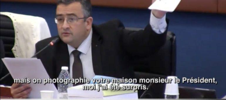 La page Facebook trash de l'élu FN Grégoire de Fournas