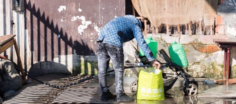 Un millier d'habitants de Bordeaux Métropole vivent sans accès à l'eau