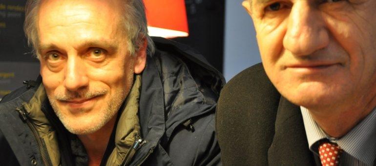 Jean Lassalle parraine Philippe Poutou, proche des 500 signatures