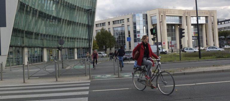 Bordeaux, troisième ville française du vélo-boulot-dodo