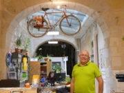 """Administrateur de l'association """"Vélo-Cité Bordeaux"""", Eric Leroy"""