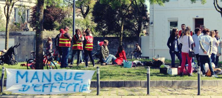 A l'hôpital Pellegrin, le vote ne soulagera pas les maux des grévistes