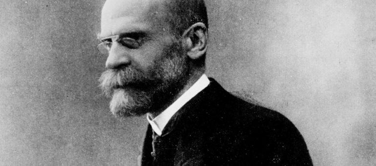 La postérité de l'œuvre d'Emile Durkheim, cent ans après
