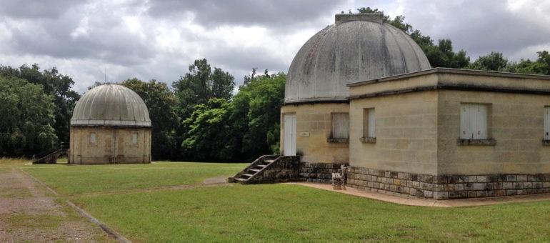 Le ciel va-t-il tomber sur la tête de l'Observatoire de Bordeaux ?