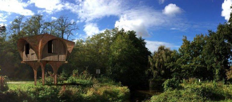 Le Haut-Perché, un nouveau refuge périurbain ouvert au Haillan