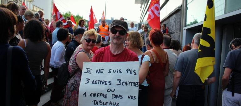 Une grève contre la disparition d'emplois à La Poste de Bordeaux