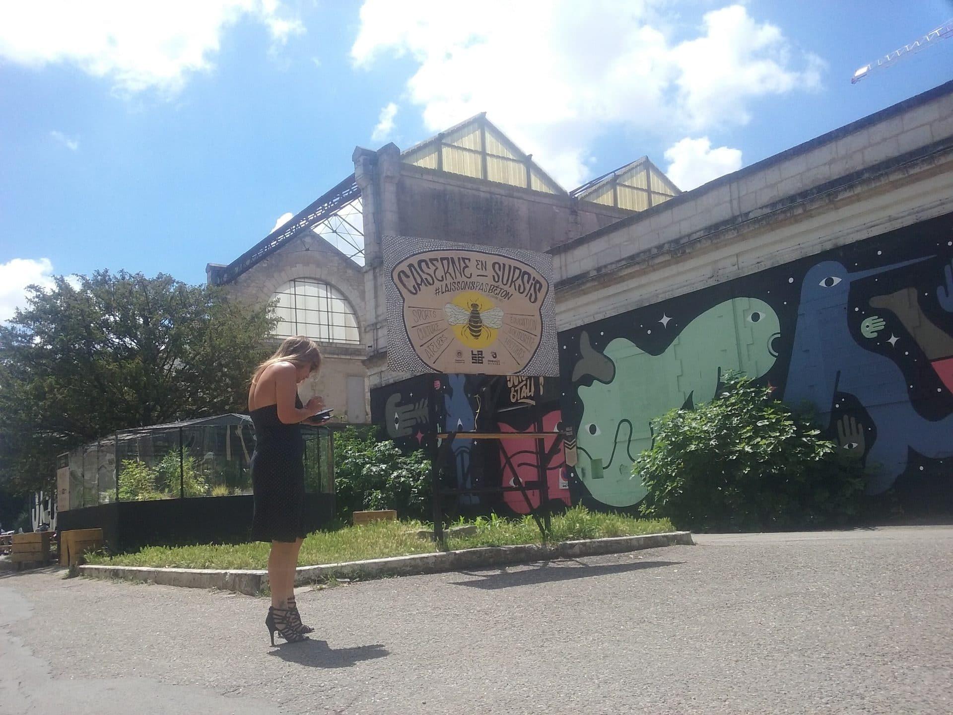 L'aménageur de Bastide Niel demande l'expulsion de Darwin au tribunal