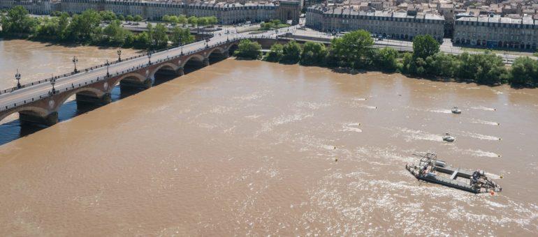 Bordeaux turbine au rythme de l'hydrolien