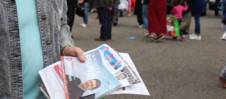 Législatives à Bordeaux : la France insoumise croit au souffle Mélenchon