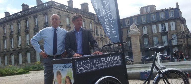 Législatives à Bordeaux : Les Républicains tentent de prendre la roue En Marche